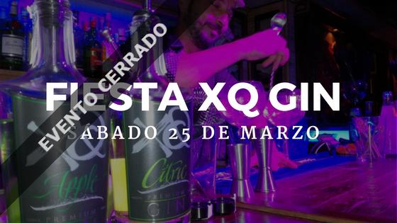 Fiesta XQ Gin