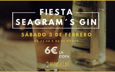 Seagram´s Gin Party