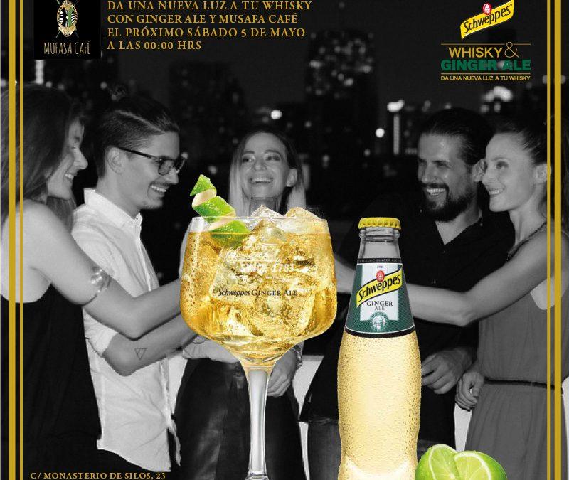 Fiesta Ginger Ale Schweppes
