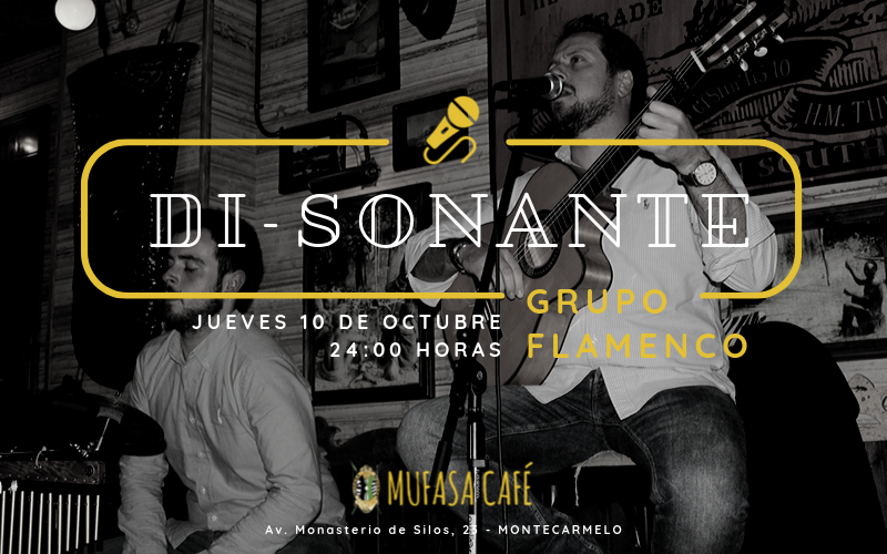 Grupo flamenco Di-Sonante