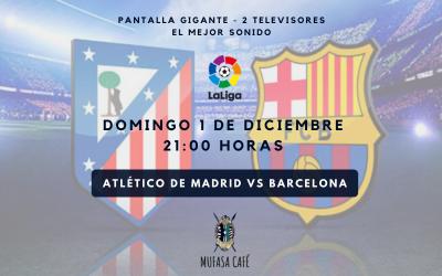 Atlético de Madrid vs Barcelona