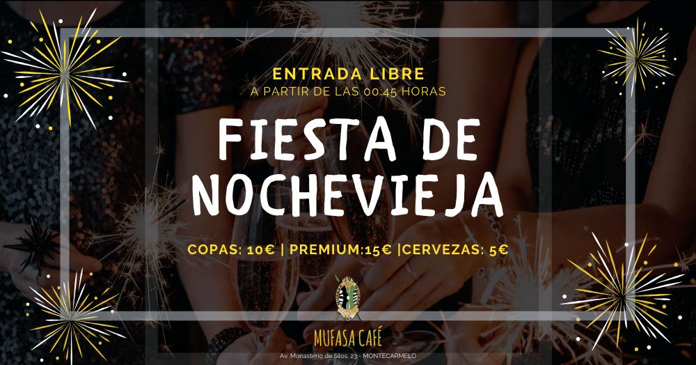 Fiesta de Nochevieja 2019