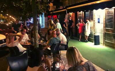 Terraza Mufasa Café en Montecarmelo: copas, cócteles y el mejor ambiente de la zona Norte de Madrid