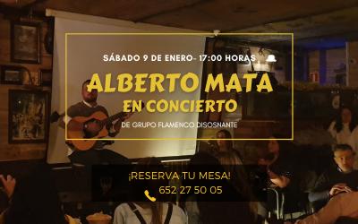 Concierto con Alberto Mata